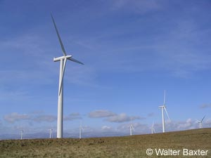 Wether Hill Windfarm